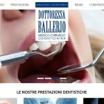 Ambulatorio Odontoiatrico Dott.ssa Ballerio - Studio Dentistico - Dentista