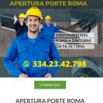 Apertura Porte Roma - MAV Solution