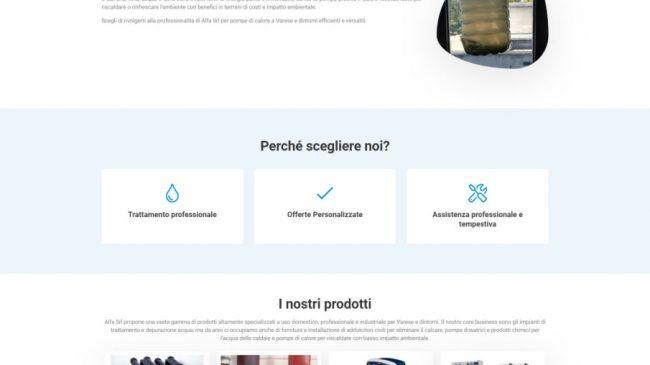 Alfa Srl – Analisi acqua e impianti di depurazione Varese