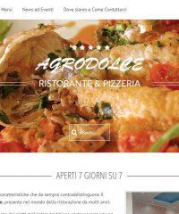 Ristorante Pizzeria Agrodolce – Pizze tradizionali, kamut e senza glutine