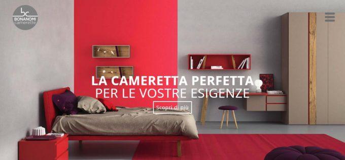 Bonanomi Camerette – Arredamento camerette