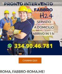 Fabbro Roma