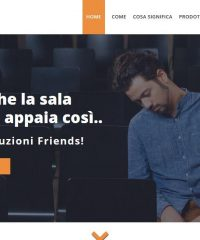 Friends Interactive – Software per votazione elettronica per congressi ed eventi