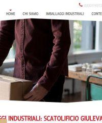 Scatolificio Giuleva – Imballaggi industriali – Cartoni