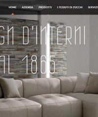 Design d'Interni di Zucchi – Tende da interno e da esterno – Divani e letti
