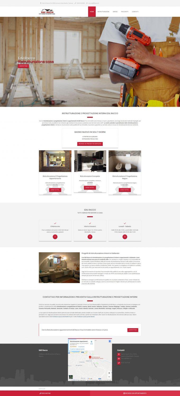 Edil Racco – Ristrutturazione e progettazione interni Varese