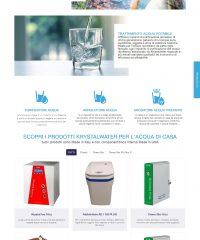 Krystalwater – Impianti di depurazione acqua domestica