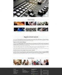 Portico della Musica – Negozio articoli musicali Bergamo
