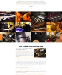 Studio B Recording – Studio di registrazione Milano