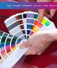 Colorificio Bordin – Colorificio e Belle Arti