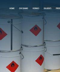 Brenna – Produzione prodotti chimici e vernici