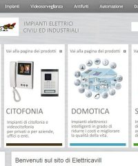 Elettricavill – Impianti elettrici civili ed industriali