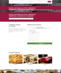Antica Locanda – Albergo economico, Ristorante, Pizzeria