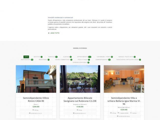 Adricasa – Agenzia immobiliare Bellaria Igea Marina