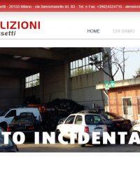 Autodemolizioni Rossetti – Rottamazioni e disbrigo pratiche – Milano