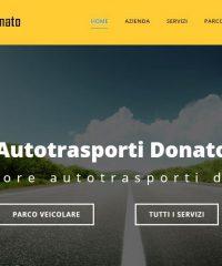Autotrasporti Donato – Noleggio autotrasporti – Traslochi officine e Deposito
