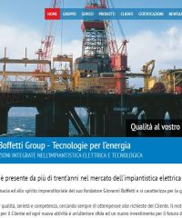 Boffetti Group – Energie rinnovabili – Impianti elettrici, elettronici