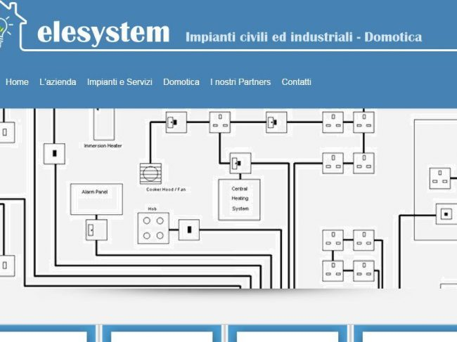 Elesystem – Impianti civili ed industriali
