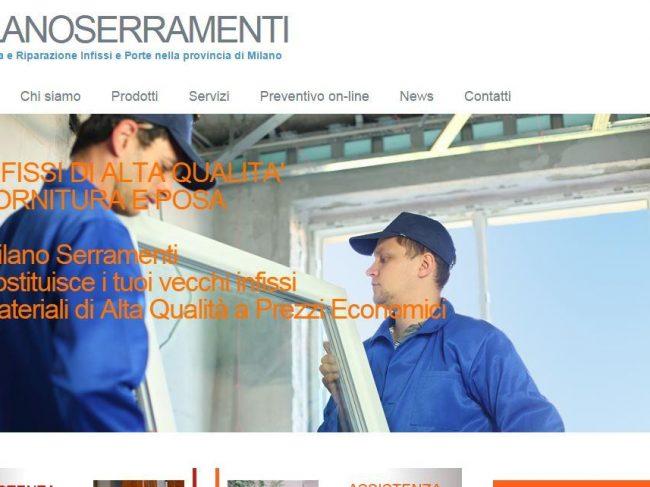 Milano Serramenti by Italport – Assistenza e riparazione serramenti