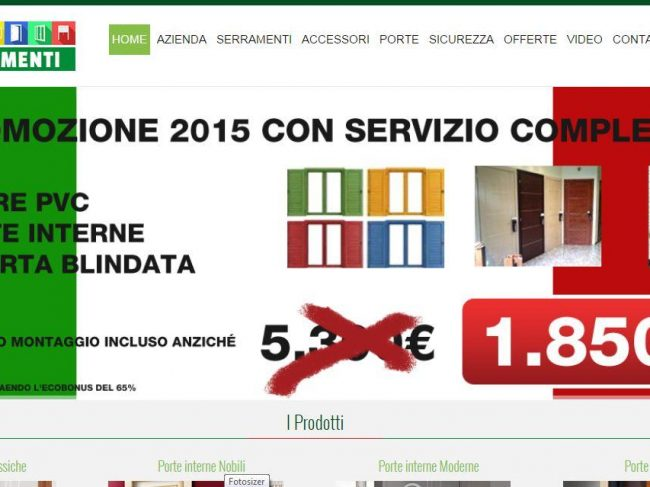 PVC Serramenti by Italport