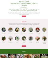 Astor Garden – Composizioni e allestimenti floreali Varese