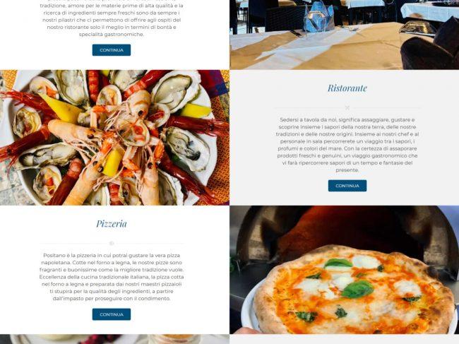 Ristorante Positano – Ristorante cucina mediterranea Varese