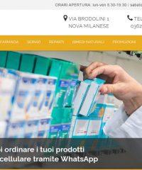 Farmacia Nova – Ortopedia sanitaria – Elettromedicali