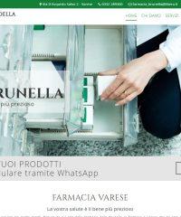 Farmacia della Brunella – Farmacia Varese