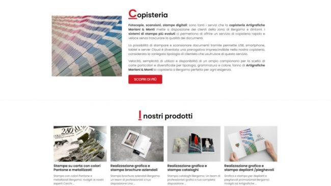 Artigrafiche Mariani & Monti – Tipografia – Stamperia – Copisteria – Bergamo