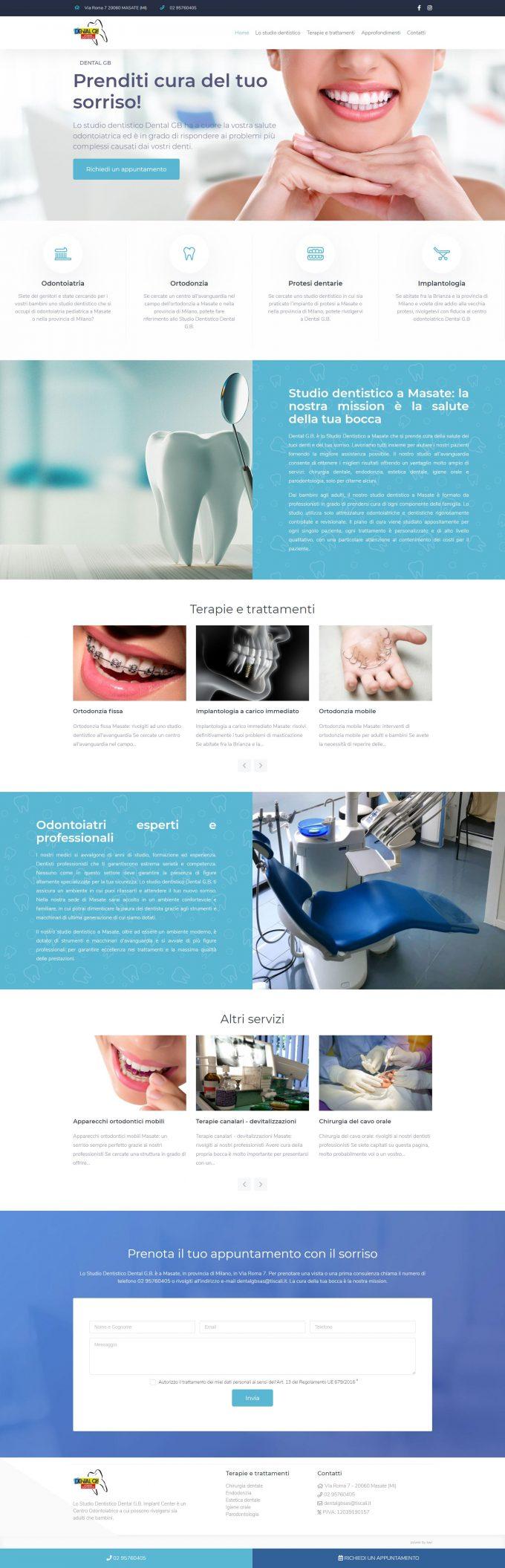 Studio Dentistico Dental GB – Studio Dentistico Masate