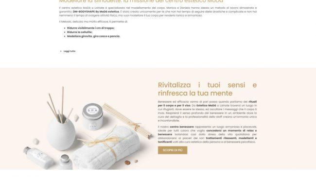 Estetica MoDà – Centro Estetico – Lainate