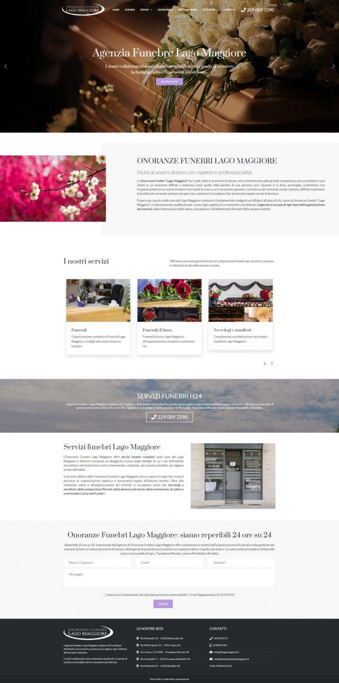 Onoranze Funebri Lago Maggiore – Agenzia Funebre Lago Maggiore