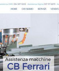 CB Service – Assistenza Macchine Utensili per tutta Italia