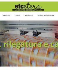 Etcetera Centro Servizi – Cartoleria, copisteria, stampa tesi Monza e Brianza