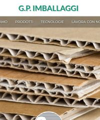 GP Imballaggi – Imballaggi in cartone ondulato su misura