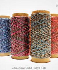 Nastrificio Cori – nastri rigidi ed elastici tessuti con telai a crochet