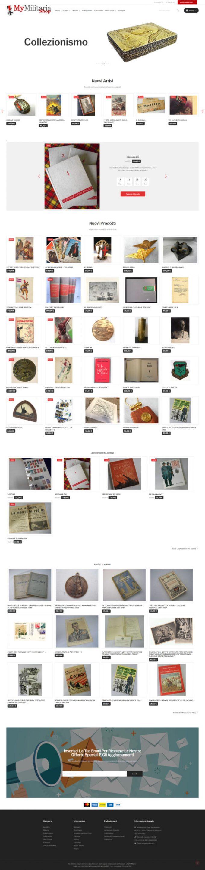 MyMilitaria – Collezionismo e Antiquariato