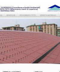 Edil Forniture – Bonifiche ambientali – Rifacimento tetti – Vendita materiali edili