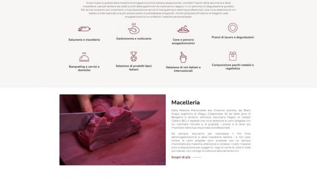 Antica Salumeria Pagani – Salumeria, Macelleria e Gastronomia Bergamo