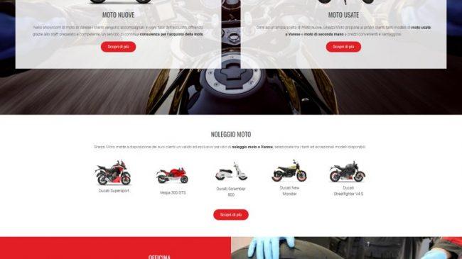 Ghezzi Moto – Concessionario ufficiale Ducati Varese