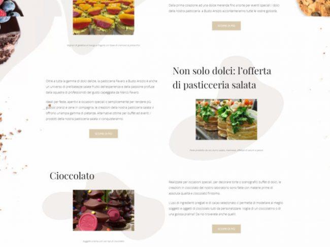 Pasticceria Favaro – Pasticceria e Caffetteria Busto Arsizio