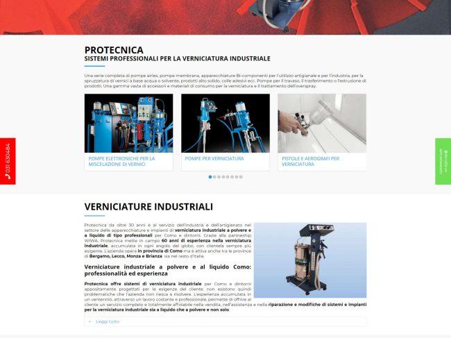 Pro.Tecnica Lab – Verniciature industriali Monza e Brianza
