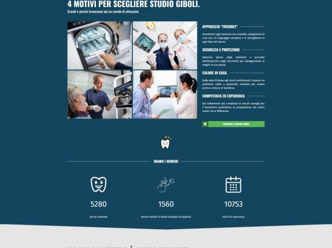 Studio Dentistico Giboli – Dentista Varese