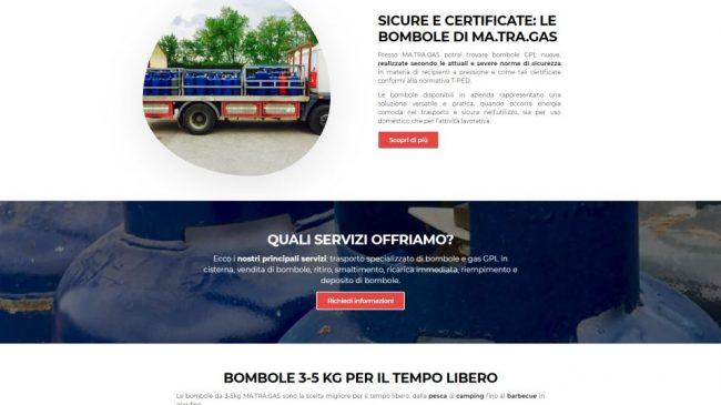 MA.TRA.GAS – Gestione bombole del gas Milano