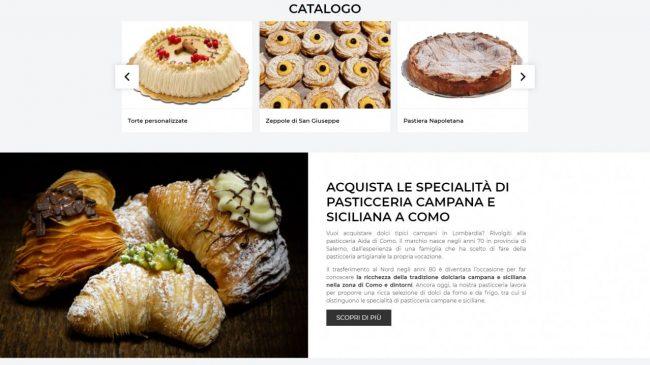 Pasticceria Aida – Pasticceria Gelateria Artigianale Como